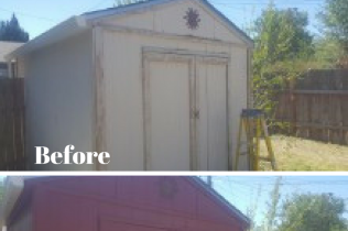utility building painting cheyenne wy