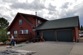 staining exterior cheyenne wy